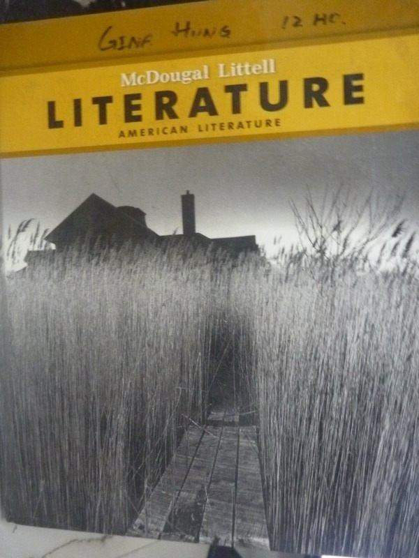 ~書寶 書T8/大學文學_PKX~Literature~American: Grade 1