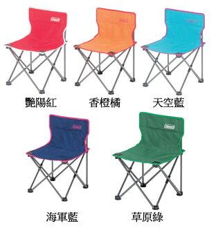 【露營趣】中和安坑 Coleman 極致品味 吸震摺椅 童軍椅 折疊椅 CM-3101 CM-3102 CM-3104 CM-3105