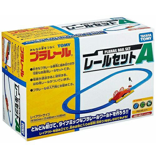《TAKARA TOMY》PLARAIL鐵道王國 火車軌道組A 東喬精品百貨