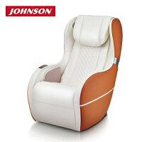 父親節禮物推薦喬山JOHNSON 小匠沙發 / 按摩椅 A282|超長軌道‧腰臀均勻按壓《現代簡約風》