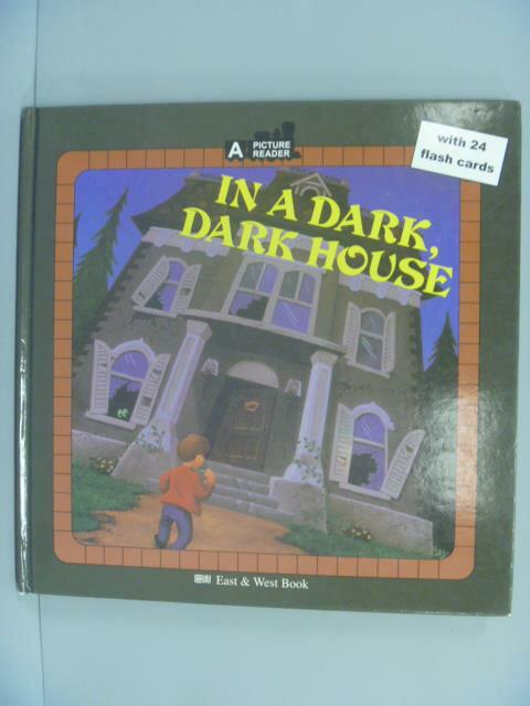 ~書寶 書T1/語言學習_XEM~在很暗、很暗的屋子裡_東西圖書編輯部_附光碟