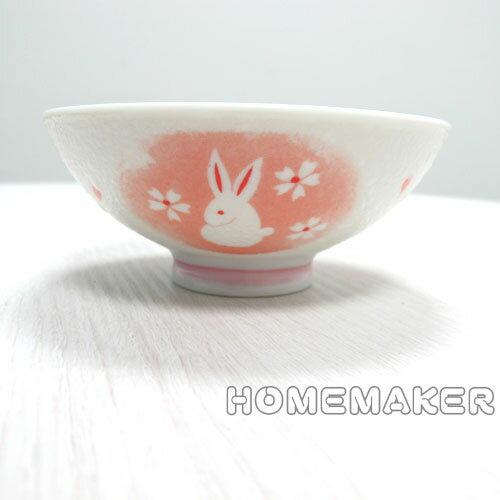 月兔陶瓷碗 JK-80957