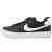 Shoestw【BQ4222-002】NIKE COURT ROYALE AC 休閒鞋 滑板鞋 皮革 黑白 男生尺寸 0