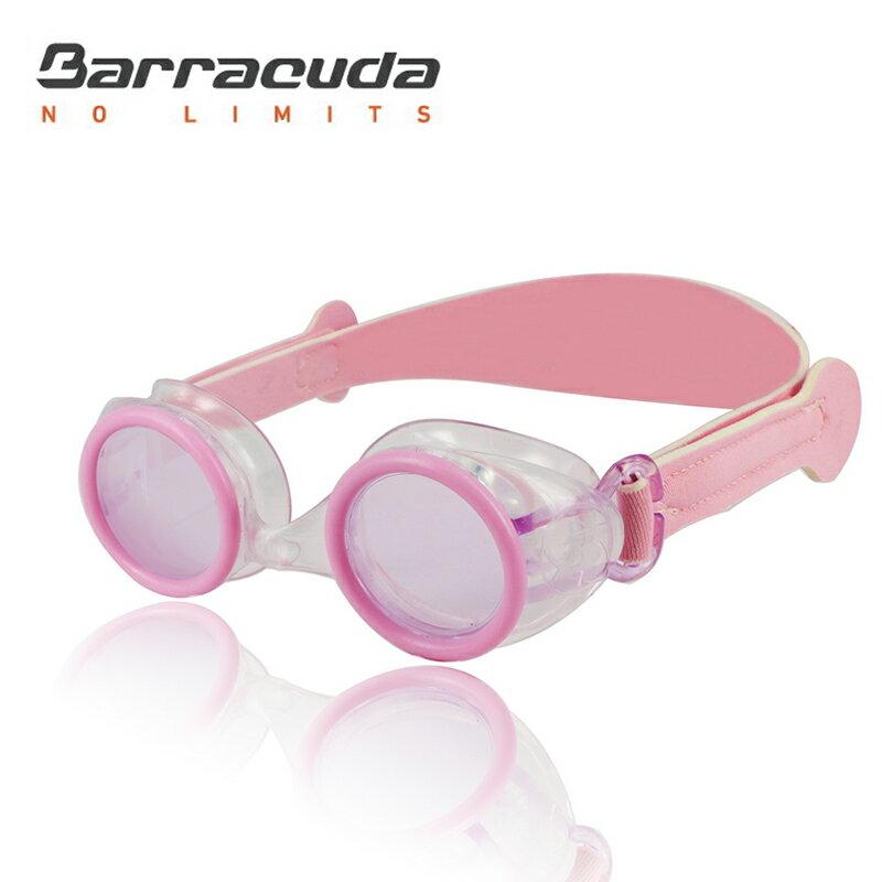 美國巴洛酷達Barracuda兒童抗UV防霧泳鏡-WIZARD#90355 0