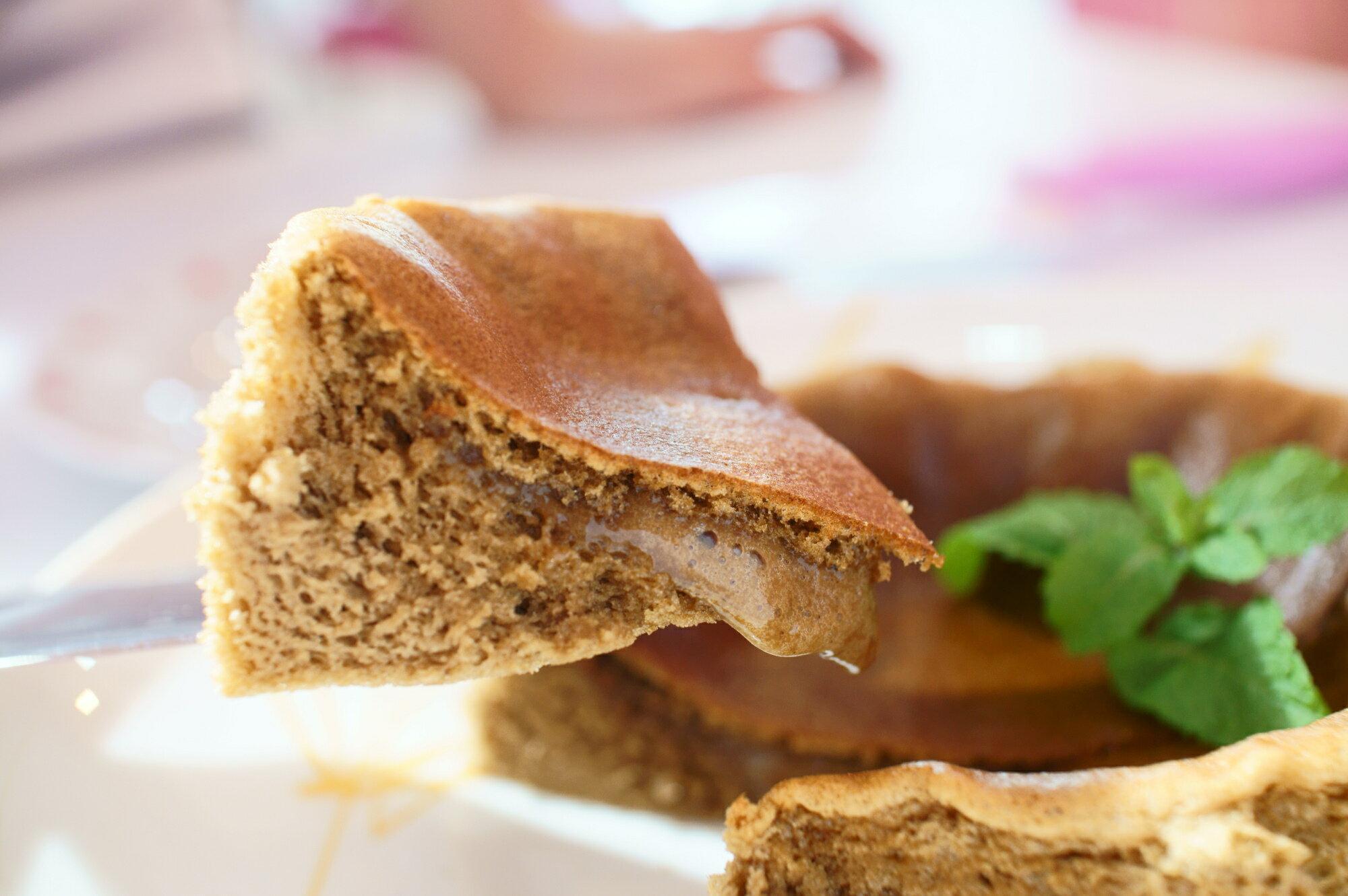 伯爵紅茶半熟蜂蜜蛋糕(6吋)