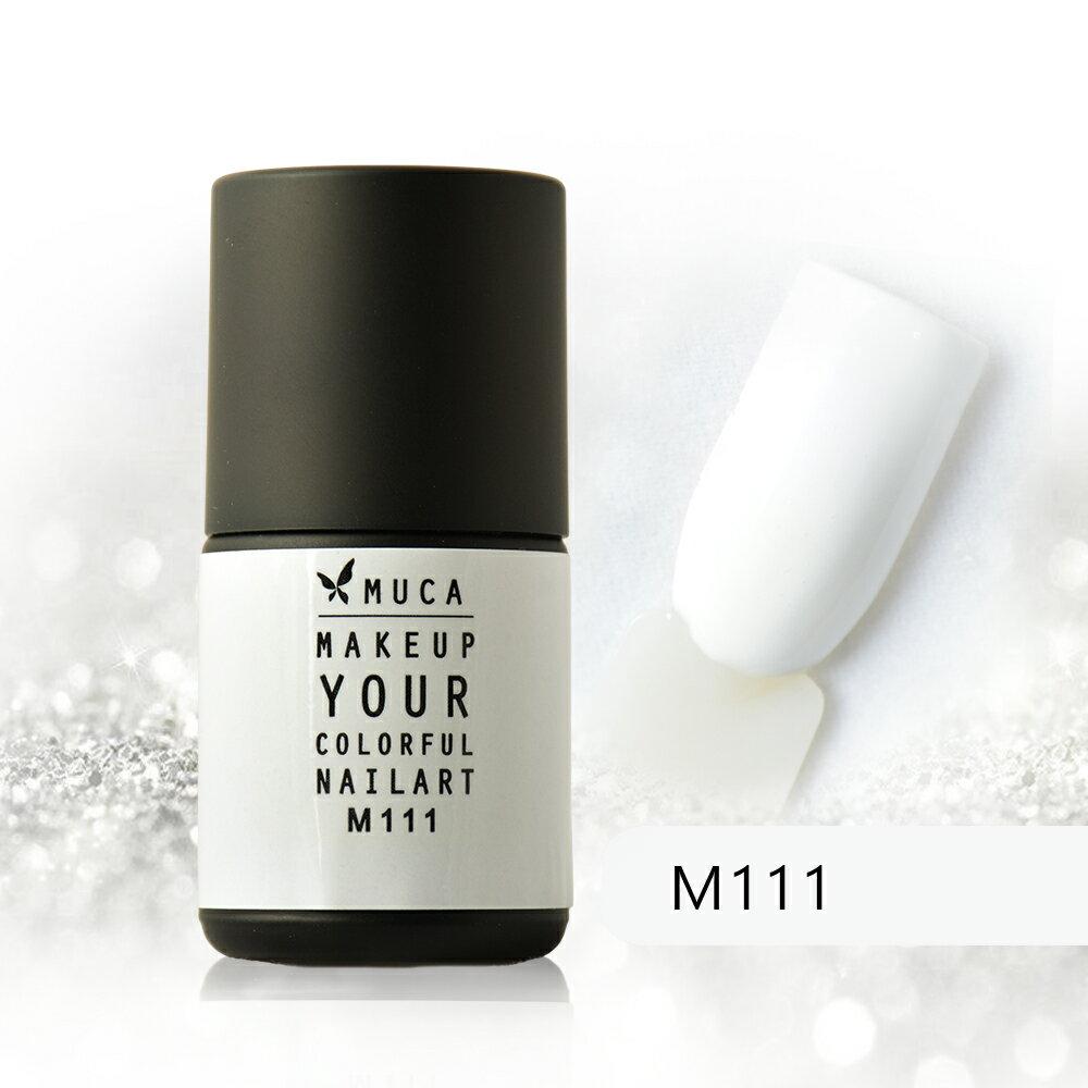 M111-純淨天使-沐卡光撩凝膠指甲油(8WT101)