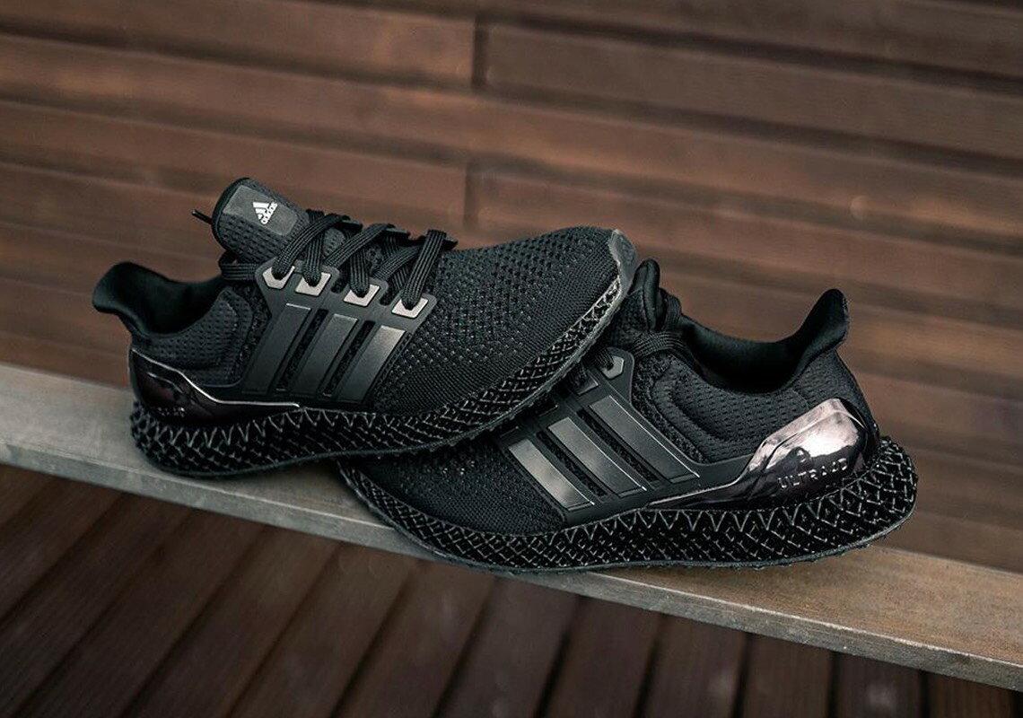 帝安諾 實體店面 Adidas ULTRA4D Ultra 黑魂 Triple Black 男女鞋 愛迪達 FY4286