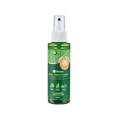 【悅兒樂婦幼用品?】Simba 小獅王 辛巴綠活系‧奶瓶蔬果洗潔噴霧120ml