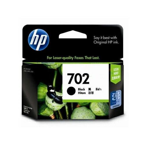 HP 黑色墨水匣 CC660AA 702號  HP Officejet J3608