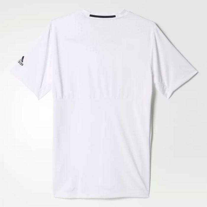 ADIDAS 18FW 男款 網球上衣 V領 ClimaChil Tee系列 AO3346【樂買網】