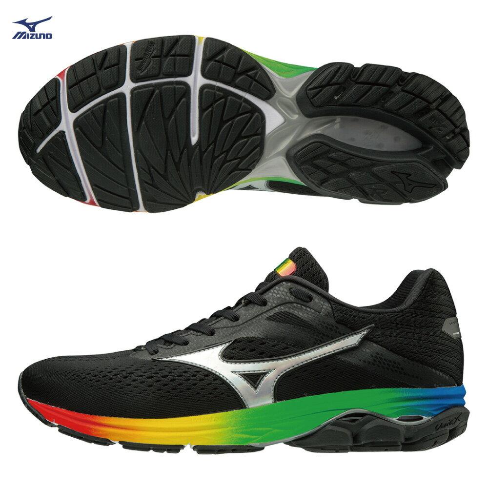 2019大阪馬拉松紀念款 WAVE RIDER 23 OSAKA 一般型女款慢跑鞋 J1GD190373【美津濃MIZUNO】 0