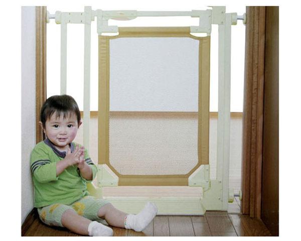 日式雙向安全門欄