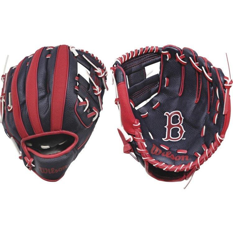 陽光樂活  Wilson 兒童棒球手套 A200 10 #x27 #x27 波士頓紅襪
