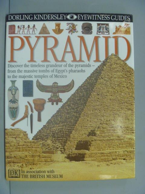 【書寶 書T9/歷史_ZJO】PYRAMID_James Putnam