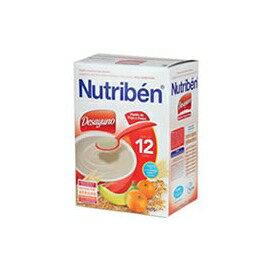 【安琪兒】西班牙【Nutriben 貝康】纖果黃金麥精 900g