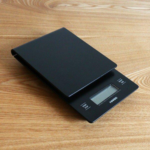『可刷卡、超商取貨免運』 HARIO 專業電子秤 VST-2000B 可同時計時 V60 磅秤 手沖專用 最大2000g