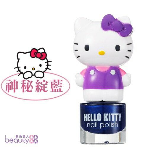 ~iBV.18~Hello Kitty 繽紛萌女孩指甲油~神秘綻藍