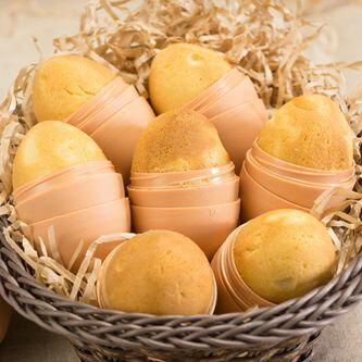 蛋是鳳梨酥/禮盒(10顆/盒)★創意伴手禮【木匠手作】
