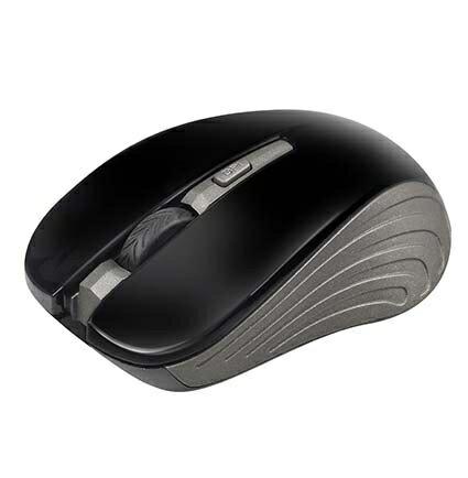 INTOPIC 廣鼎 UFO-MSW-600 2.4GHz 飛碟無線光學滑鼠【首購滿699送100點】