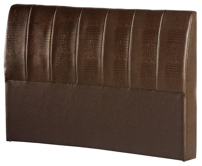 【尚品傢俱】HY-A179-07 安娜咖啡鱷6尺床頭片(台灣製造)