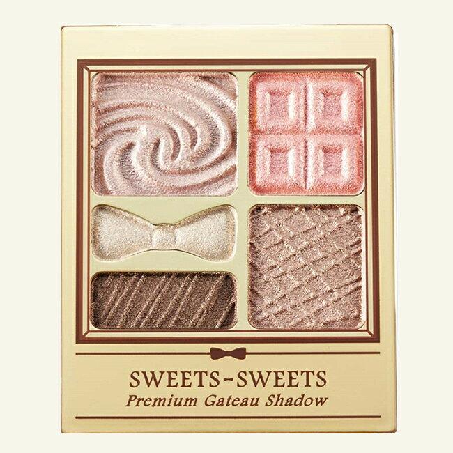 SWEETS SWEETS 甜點花園眼彩 06-蜜桃脆片冰棒 (眼影) 5.8g
