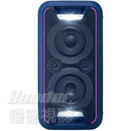 <br/><br/>  【曜德★好禮回饋】GTK-XB5 藍色 EXTRA BASS 無線藍芽重低音環繞喇叭 / 免運 / 送造型杯墊四入組+後背束口袋<br/><br/>