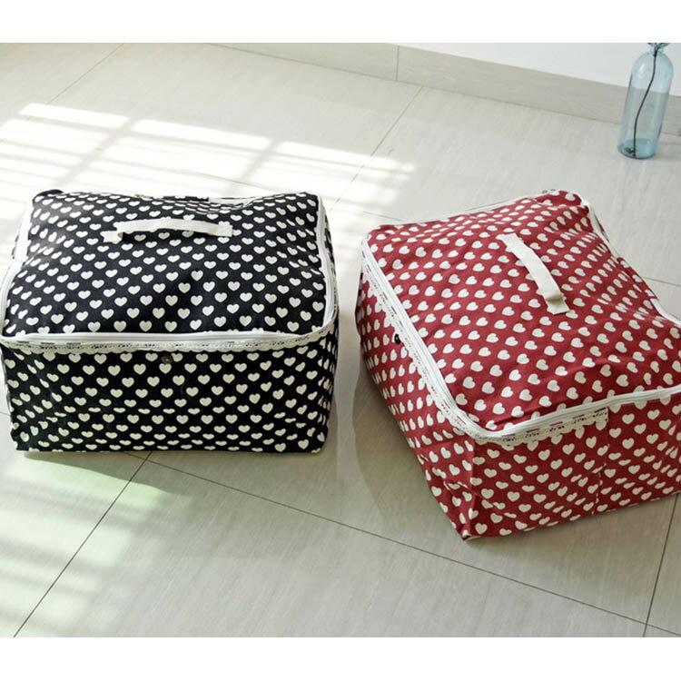 收納盒 超大收納洗衣籃 玩具雜貨收納  50*40*25【ZA0679E】 BOBI  09/14 2