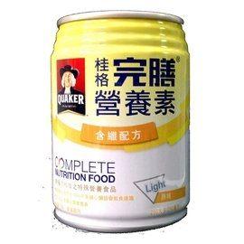 桂格完膳營養素含纖配方 原味 250ml 24入/箱★愛康介護★