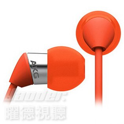 【曜德視聽】AKGK323XS紅色耳道式耳機★免運★送收納盒★