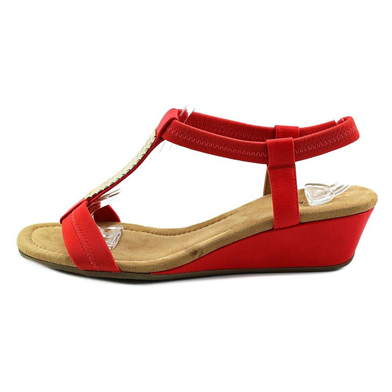 5cb5a42fe PairMySole  Alfani Womens Vacay Open Toe Casual Platform Sandals ...