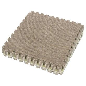PE組合地毯 9入組 BE