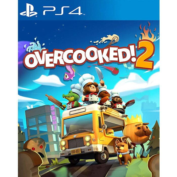 【PS4 遊戲】煮過頭 2《英文版》【三井3C】