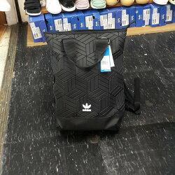 Adidas 三宅一生 後背包 背包 包包 黑色 DV0202 BP ROLL TOP 3D