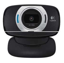 Logitech 羅技C615 Portable 通話720p/錄影1080p Webcam with Autofocus 960-000740