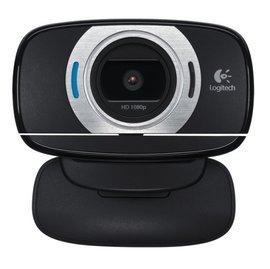 Logitech  羅技C615 Portable 通話720p/錄影1080p Webcam with Autofocus 960-000740