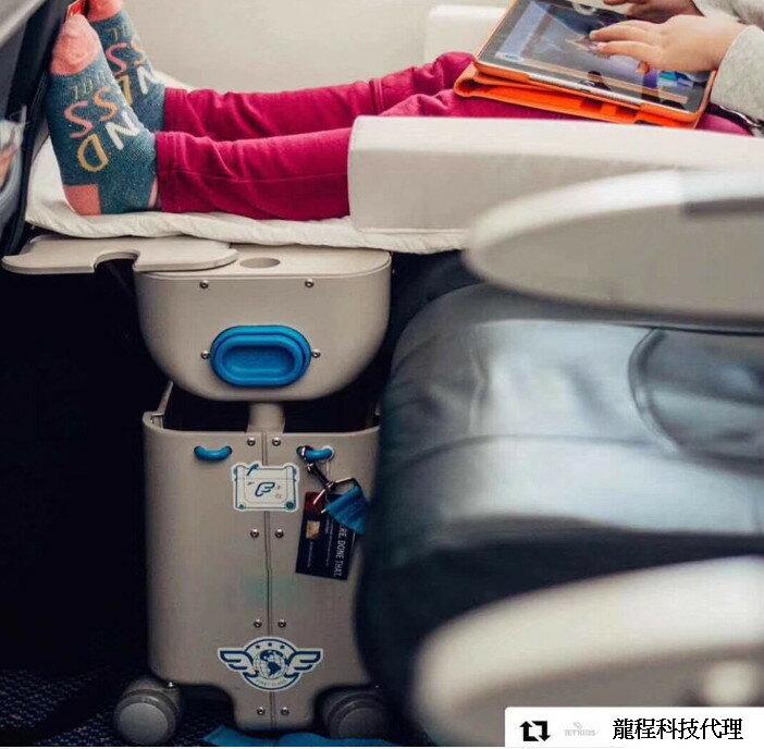 樂天雙11整點特賣 ★ 11 / 3 13:00 準時搶購 兒童多功能行李箱升艙神器(經濟艙變頭等艙) 4