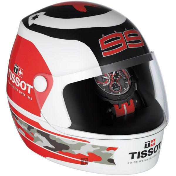 全球限量2017只 TISSOT 天梭 T-RACE系列JORGE LORENZO 2017限量版賽車錶 T0924173706102 6