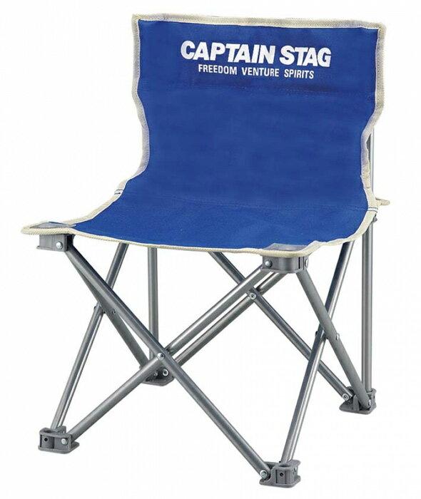 【鄉野情戶外用品店】 CAPTAIN STAG 鹿牌 |日本|  斑比迷你野營椅/折疊椅 釣魚椅 童軍椅 休閒椅/M-3916