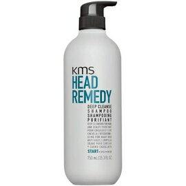 KMS 無矽靈 深層洗髮精 750ml (控油 清潔)
