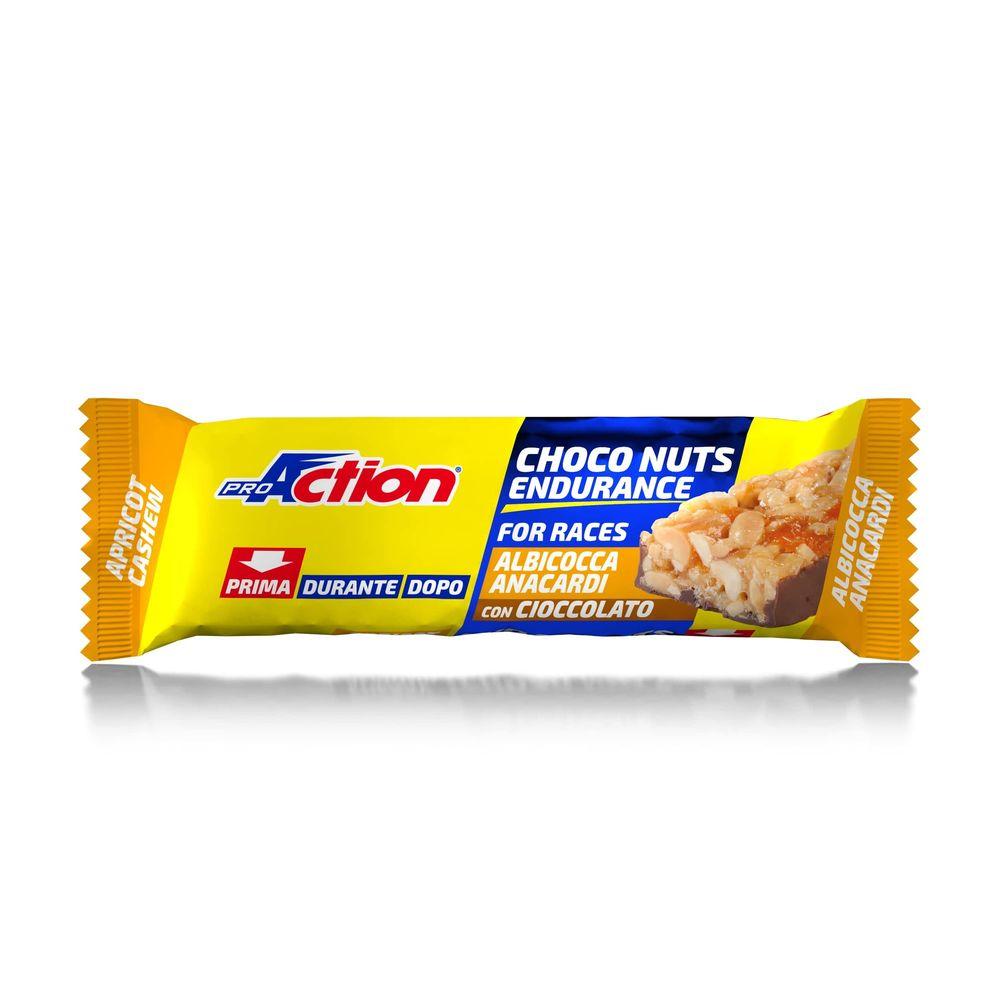 ProAction 巧克力堅果能量棒 (杏桃腰果口味)