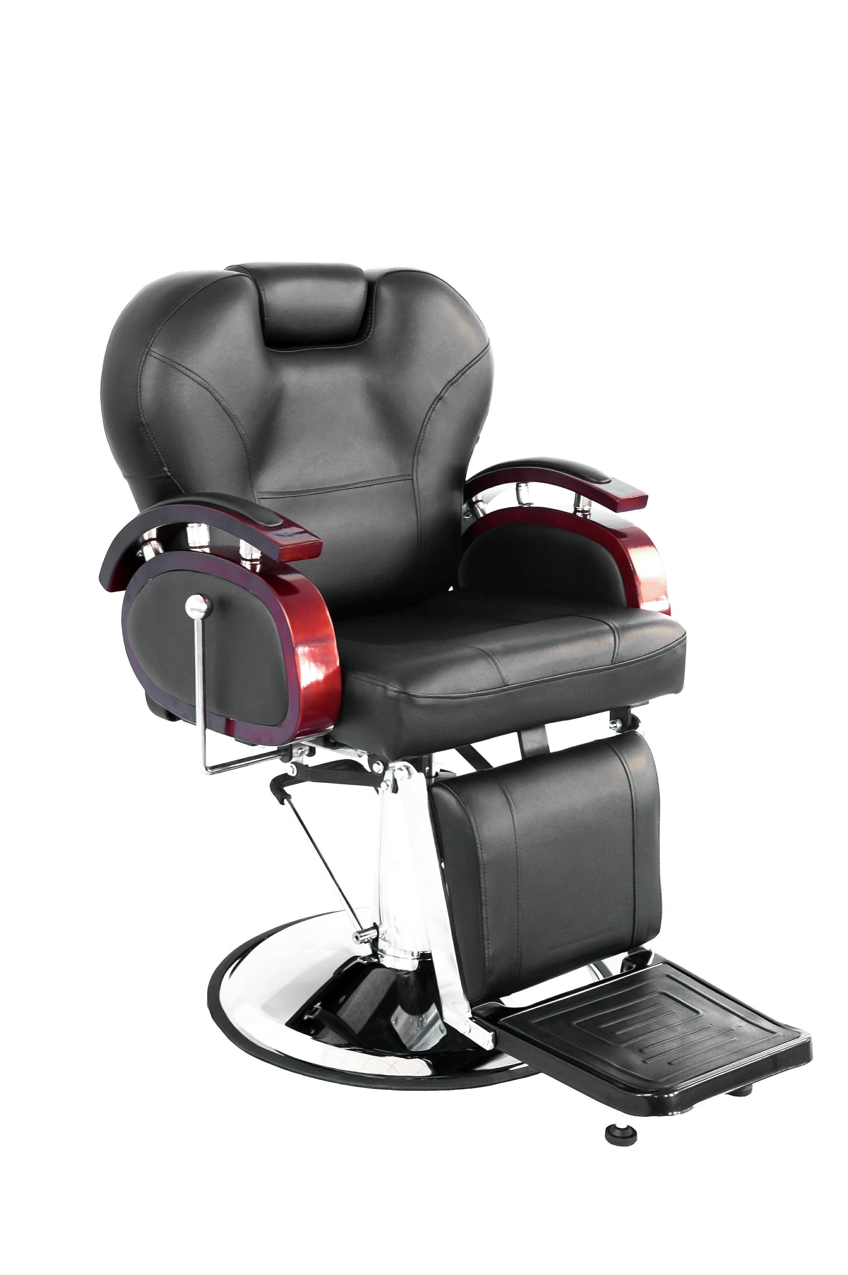 BarberPub All Purpose Hydraulic Recline Barber Chair Salon Beauty Spa  Shampoo Equipment 8705 0