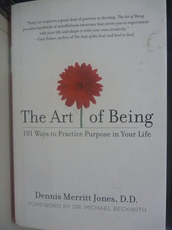 【書寶二手書T5/心靈成長_HSQ】The Art of Being: 101 Ways