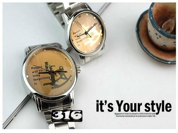 316小舖:《316小舖》【PE70】(時尚情人對錶-男女對錶-單件價男女手錶情人手錶情侶手錶情侶對錶男性手錶女性手錶生日禮物)只剩女款