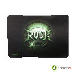 Ainmax 艾買氏網購專家:{光華成功NO.1}I-rocks艾芮克IRC10黑色ROCK系列遊戲滑鼠墊喔!看呢來