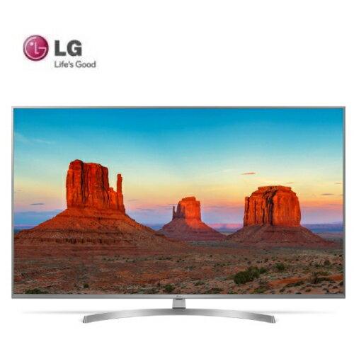 【LG樂金】49型一奈米量子點IPS4K智慧行動連結電視《49UK7500PWA》原廠全新公司貨