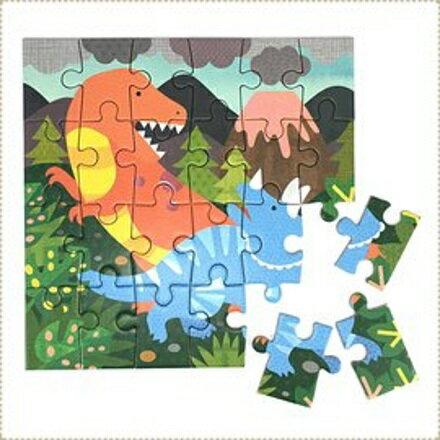 美國Petit Collage - 小拼圖 - 恐龍 - 限時優惠好康折扣