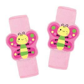 121婦嬰用品館:『121婦嬰用品館』拉孚兒安全帶護套-蝴蝶