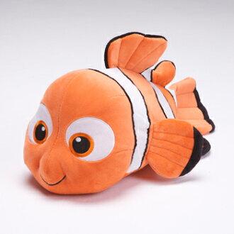 免運【禾宜精品】迪士尼 尼莫 海底總動員 多功能玩偶毯 玩偶 毛毯 枕頭 Zoobies Disney Nemo YZB119 結帳折100