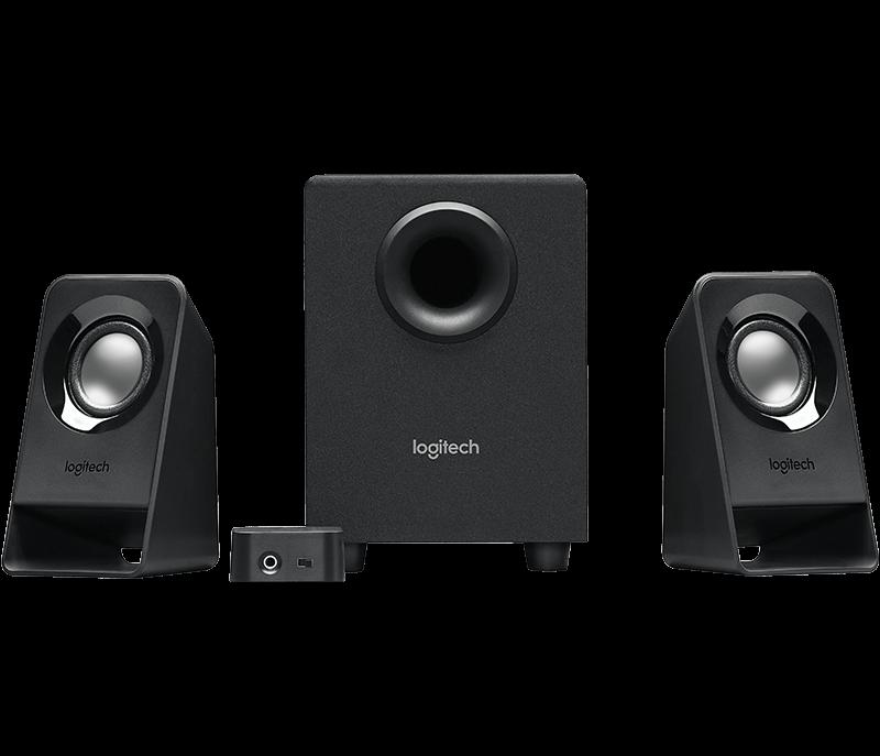 【迪特軍3C】Logitech 羅技 公司貨【Z213】飽滿的音效 精簡 2.1 聲道音箱系統 喇叭 音響