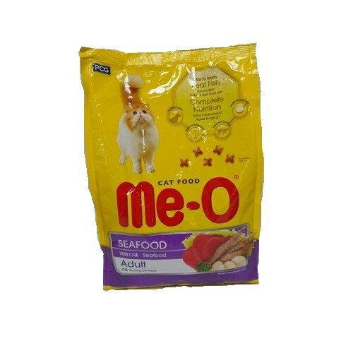 Me-O咪歐乾貓糧 - 海鮮口味 1.2kg【愛買】